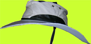 Shady Halo Hat