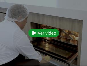Obtén panes cocidos en solo 3 simples pasos