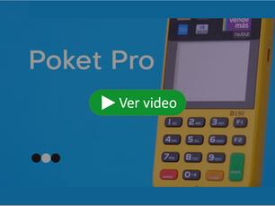 Conoce la herramienta de pago Poket Pro
