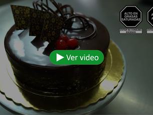 Receta Entremet chocolate con Negusa