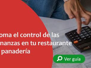 Toma el control de las finanzas en tu restaurante o panadería
