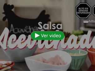 ¡Aprende a preparar salsa acevichada!