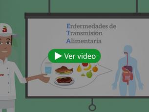 Aprende prevenir las Enfermedades de Transmisión alimentaria