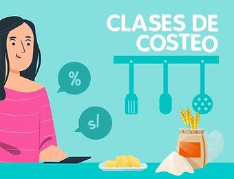 Principales pasos para costear tus recetas correctamente