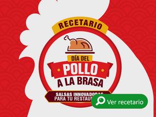 Día del Pollo a la Brasa: Salsas innovadoras para tu restaurante
