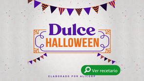 Recetario Dulce Halloween