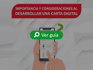 ¡Crea tu carta digital!