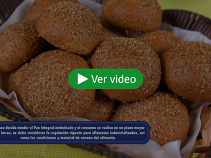 ¡Aprende a preparar pan integral!