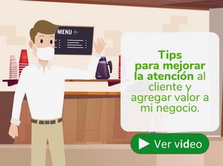 Tips para mejorar la atención a tus clientes