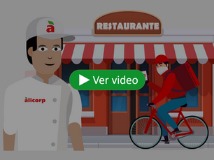 Implementa el servicio de delivery en tu local