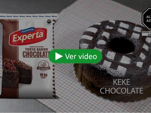Prepara Keke de Chocolate con Experta