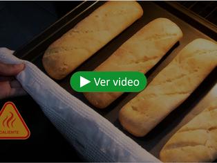 Conoce nuestra variedad de panes precocidos