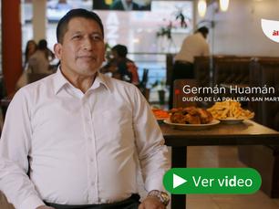 Conoce la historia de éxito de la pollería San Martín