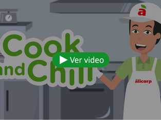 Proceso Cook and Chill: reduce tiempos de producción