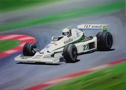 1978 Williams Ford FW06