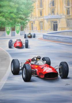 Monaco Grand Prix 1965
