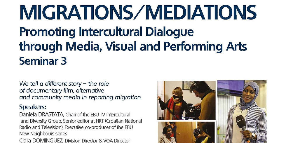 Online Seminar: We tell a different story - the role of documentary film, alternative and community
