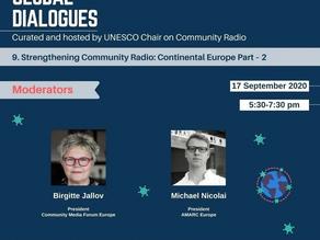 Global Dialogues, 17.9.2020: 2pm (CET)