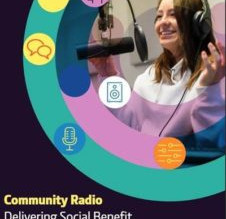 What is the social benefit of Community Media in Ireland?
