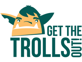 CMFE Joins Get the Trolls Out!