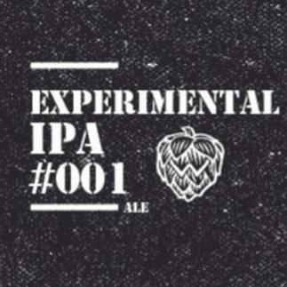 Carton 15 experimental ipa #002