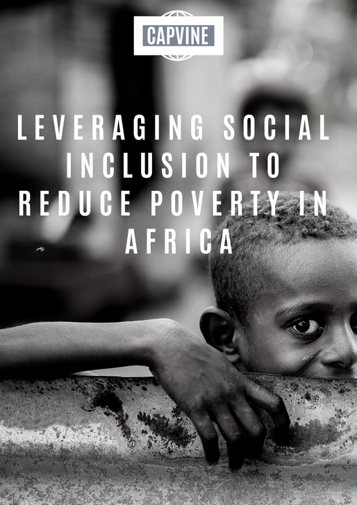 Leveraging Social Inclusion to Reduce Poverty in Africa
