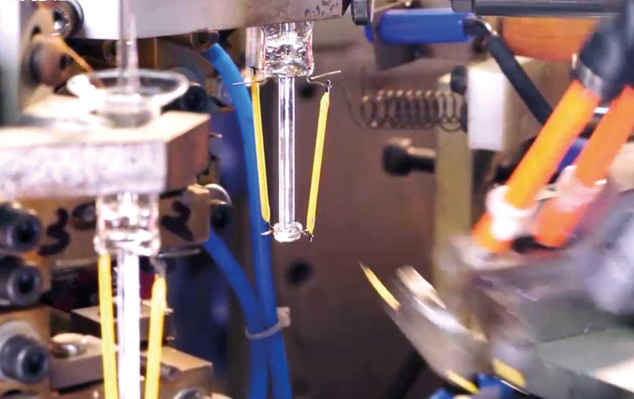 SX Auto filament spot welding 2