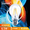Thumbnail: 球泡燈 6.5W E27 全電壓 白光 / 黃光  清光 /霧面