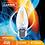 Thumbnail: 蠟燭燈 4W E27 白光 / 黃光
