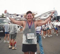San Diego Marathon 1999