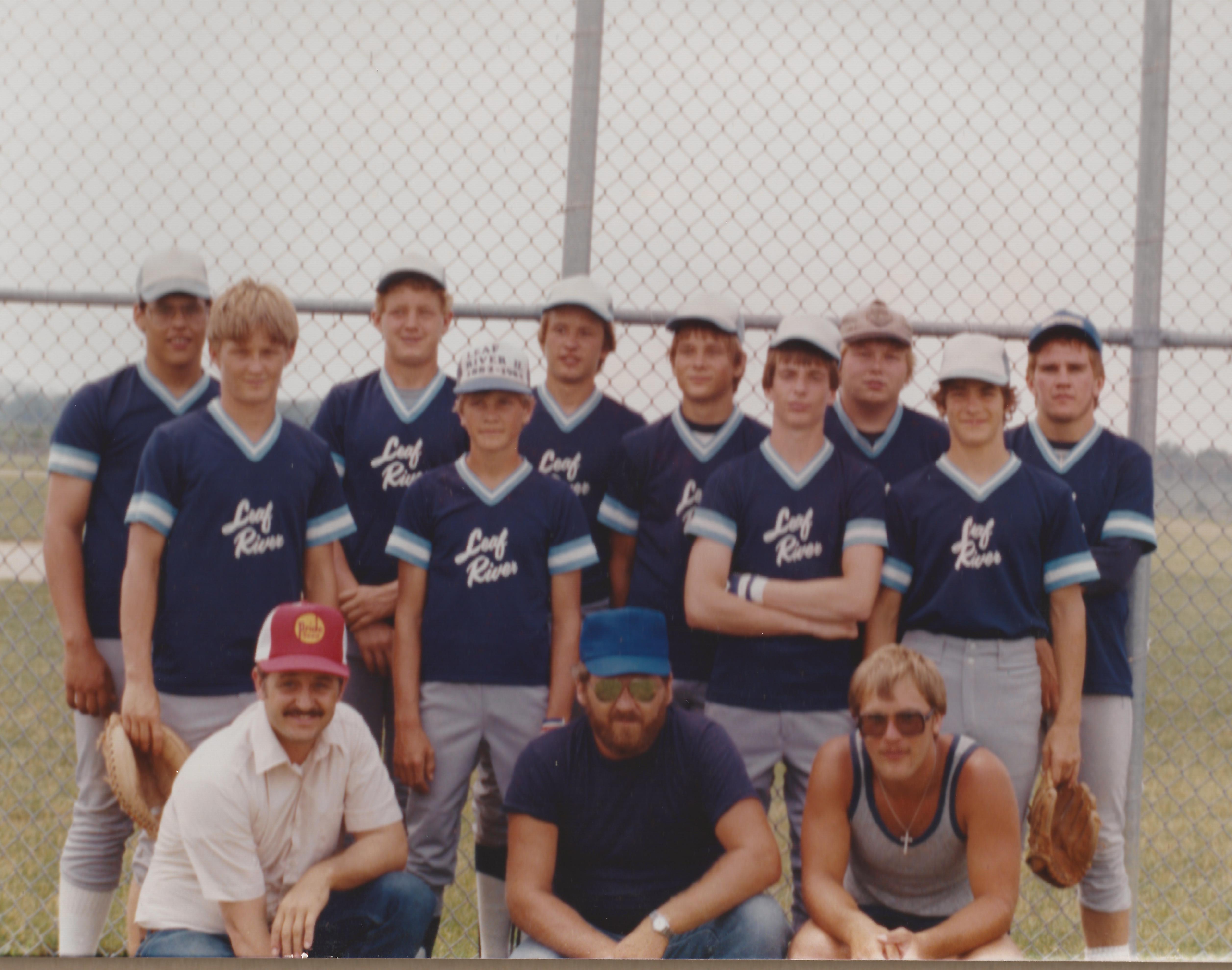 1984 LR Baseball Team