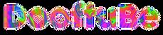 Dooftube pink psychadellic clear bg.png