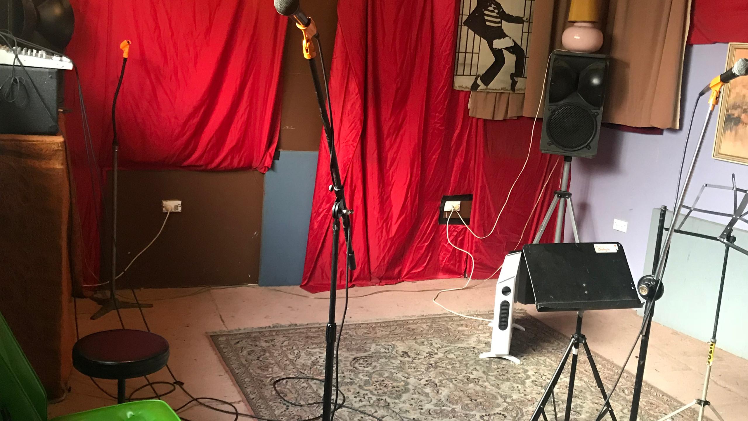 Rehearsal Space 1