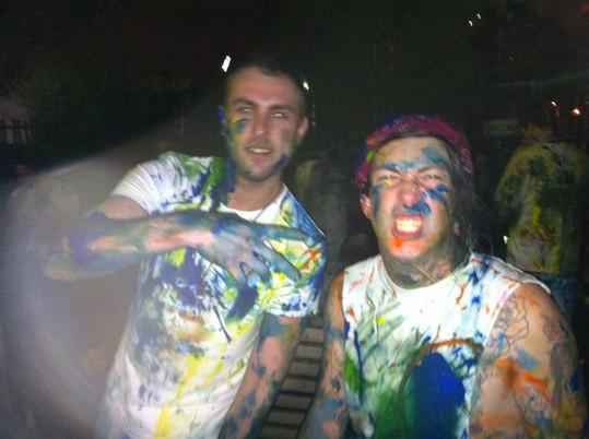 12 - Wet Paint