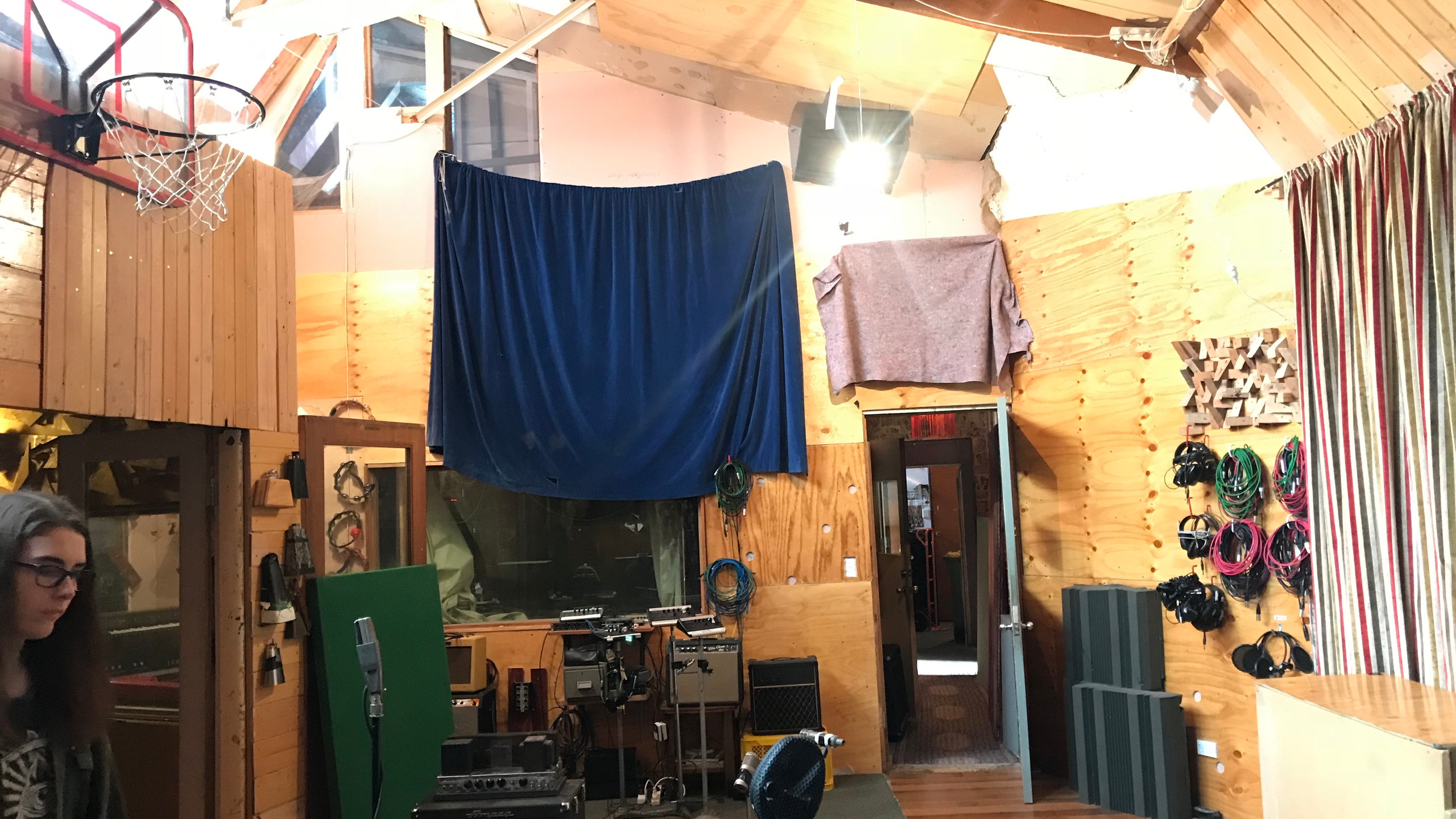 The Recording Space