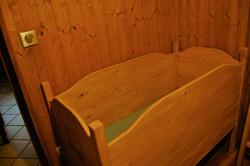 Chambre 3 (lit bébé)