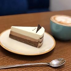 Торт Три Шоколада 160 гр