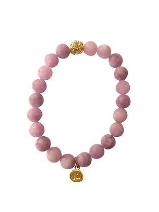 Angelite Beaded Bracelet
