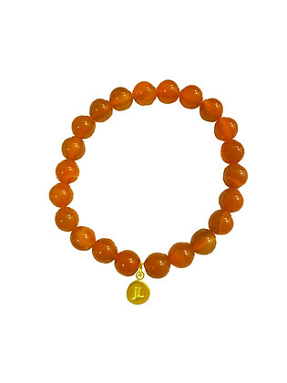 Limited Edition Carnelian Bracelet