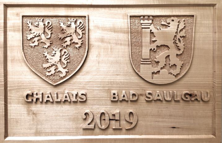 Jumelage Chalais - Bad-Saulgau