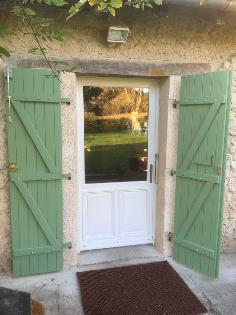 kitchen door and shutters gironnet 2018