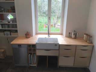 sink unit - contemporary