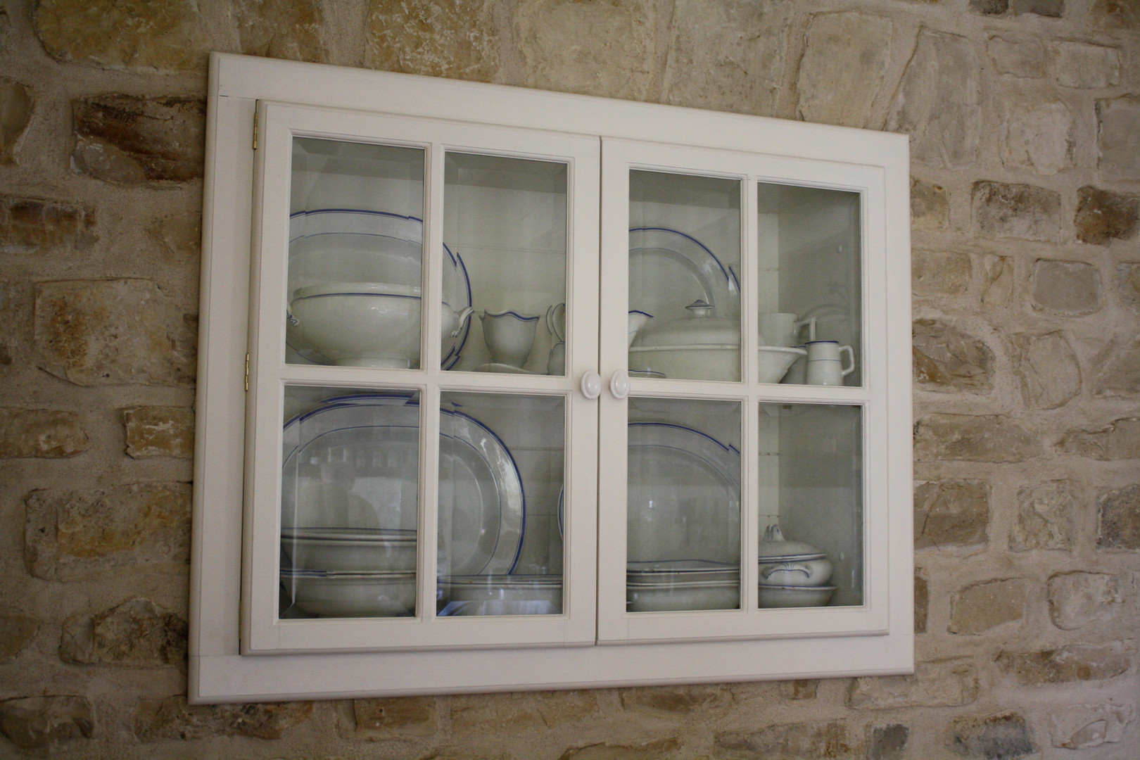 old niche, new cupboard