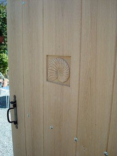 Door - shell detail
