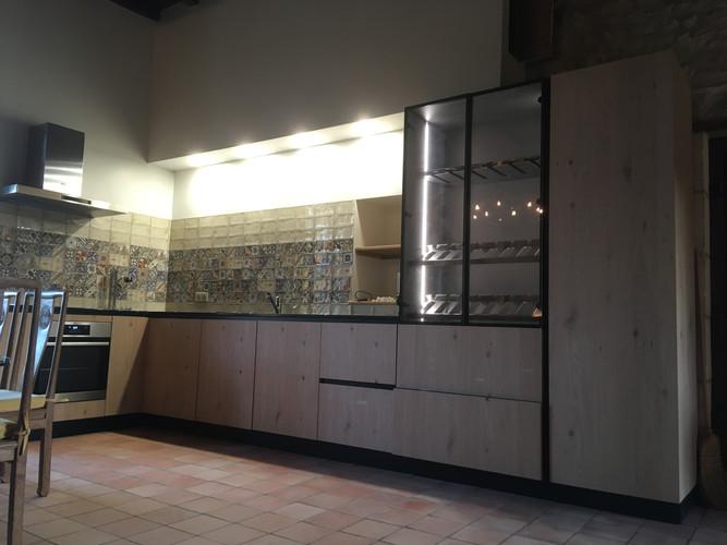 St Martial kitchen