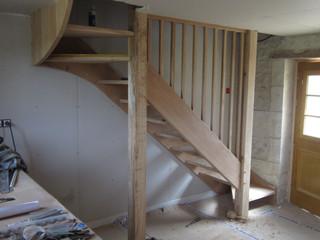 Stairs Gîte Les Essards