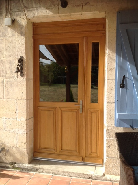 Front door Chez Foucaud 2017 copy.JPG