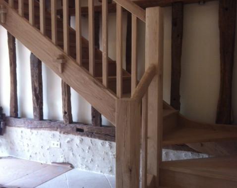 staircase Le Brandeau