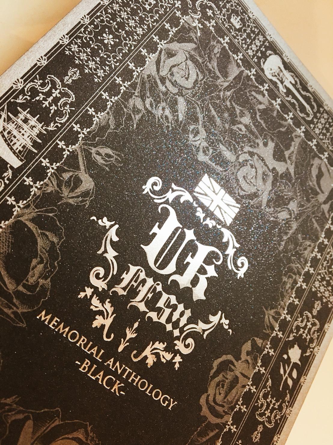 「UK FES!!」ミランダ特色銀+箔押し