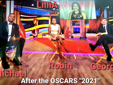 GMA's OSCARS After Party 2021